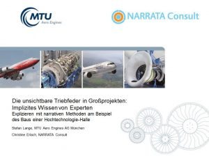 Vortrag-KnowTech2013-MTU-AeroEngines_NARRATA